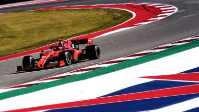 Photo of Gran Premio degli Stati Uniti – Charles quarto, Seb ritirato