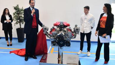 Photo of Intitolazione della Scuola di Amatrice a Sergio Marchionne