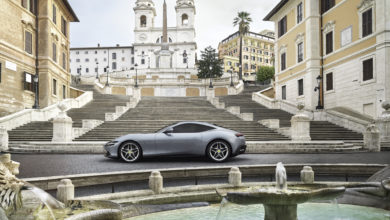 Photo of Ferrari Roma: la Nuova Dolce Vita