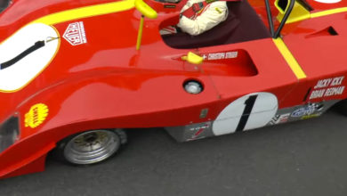 Photo of VIDEO – Ferrari 312PB at Spa! Warmup/Race/Walkaround