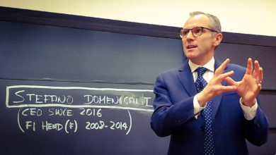 Photo of Il CEO di Automobili Lamborghini, Stefano Domenicali, scelto dall'Harvard Business School per indirizzare il programma di General Management Executive Education