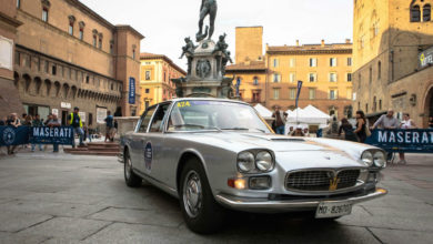 Photo of VIDEO – Maserati 100th Anniversary 2014 – Modena (18/09/2014)