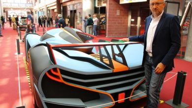 Photo of VIDEO – Antonio Sassi Design present the VISION CONCEPT GT P44 V12 HYBRID