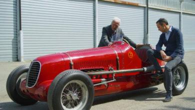 Photo of VIDEO – Maserati Tipo 6 CM 1939