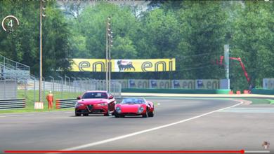 Photo of VIDEO – Alfa Romeo Giulia Quadrifoglio vs Alfa Romeo 33 Stradale