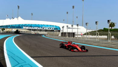 Photo of Test Abu Dhabi – 136 giri per Sebastian e la SF90