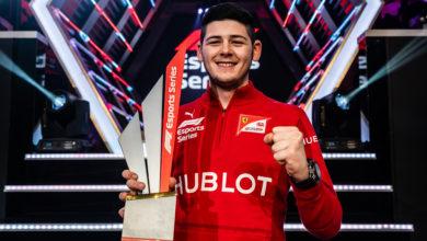 Photo of F1 Esports Series – Tonizza trionfa! Il rookie di FDA Hublot Esports Team campione al primo colpo