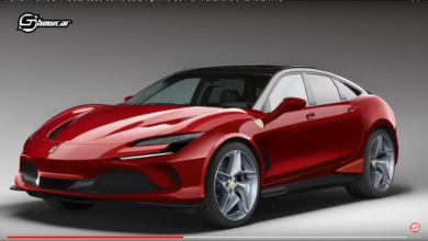 Photo of VIDEO – Ferrari PUROSANGUE: ecco come sarà il primo SUV di Maranello | RENDERING