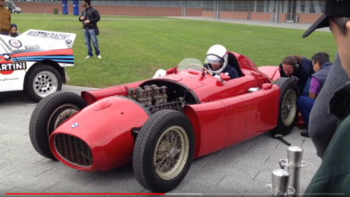 Photo of VIDEO – LANCIA_D50