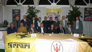 """Photo of VIDEO GALLERY – HISTORY – Menu dei Motori 2003: inaugurazione con i maggiori personaggi del """"Pianeta Modena"""" automotive"""
