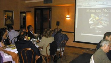 Photo of VIDEO GALLERY – HISTORY – Menu dei Motori: the official presentation of the first website