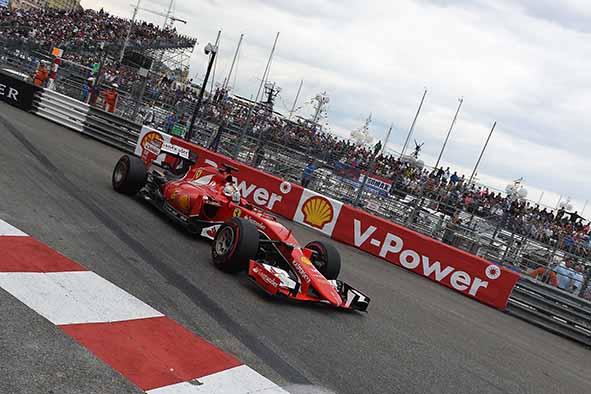 GP MONTECARLO F1/2015  - 23/05/2015 © FOTO STUDIO COLOMBO X FERRARI SPONSOR (© COPYRIGHT FREE)