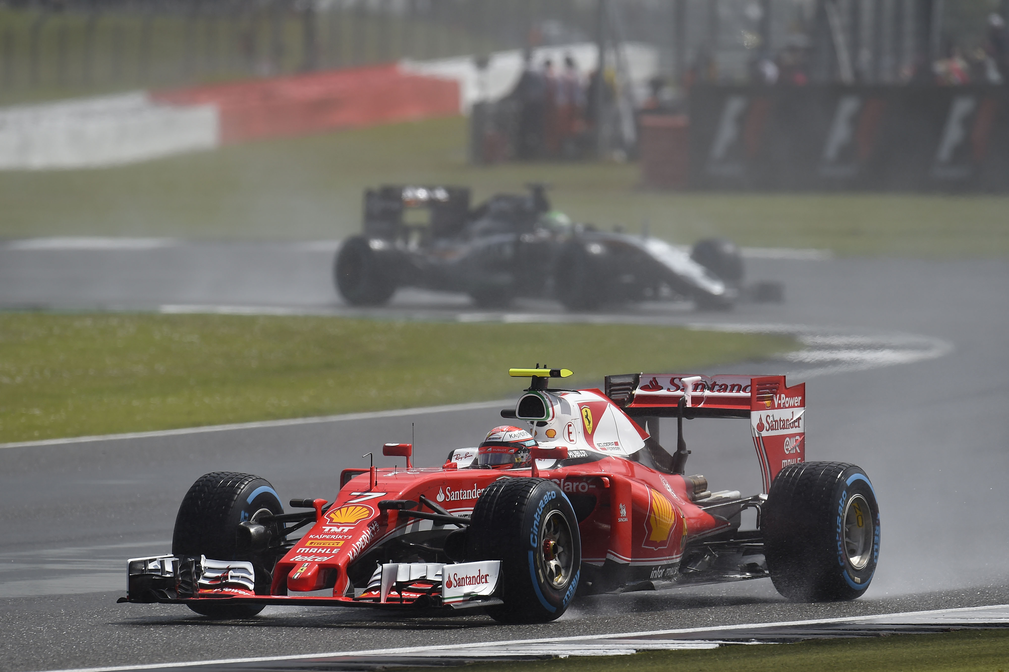 British Grand Prix – Silverstone Circuit 10 July - Menu dei Motori