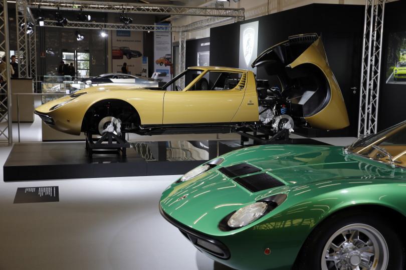 Automobili Lamborghini At Padua S 2016 Classic Car And Motorcycle