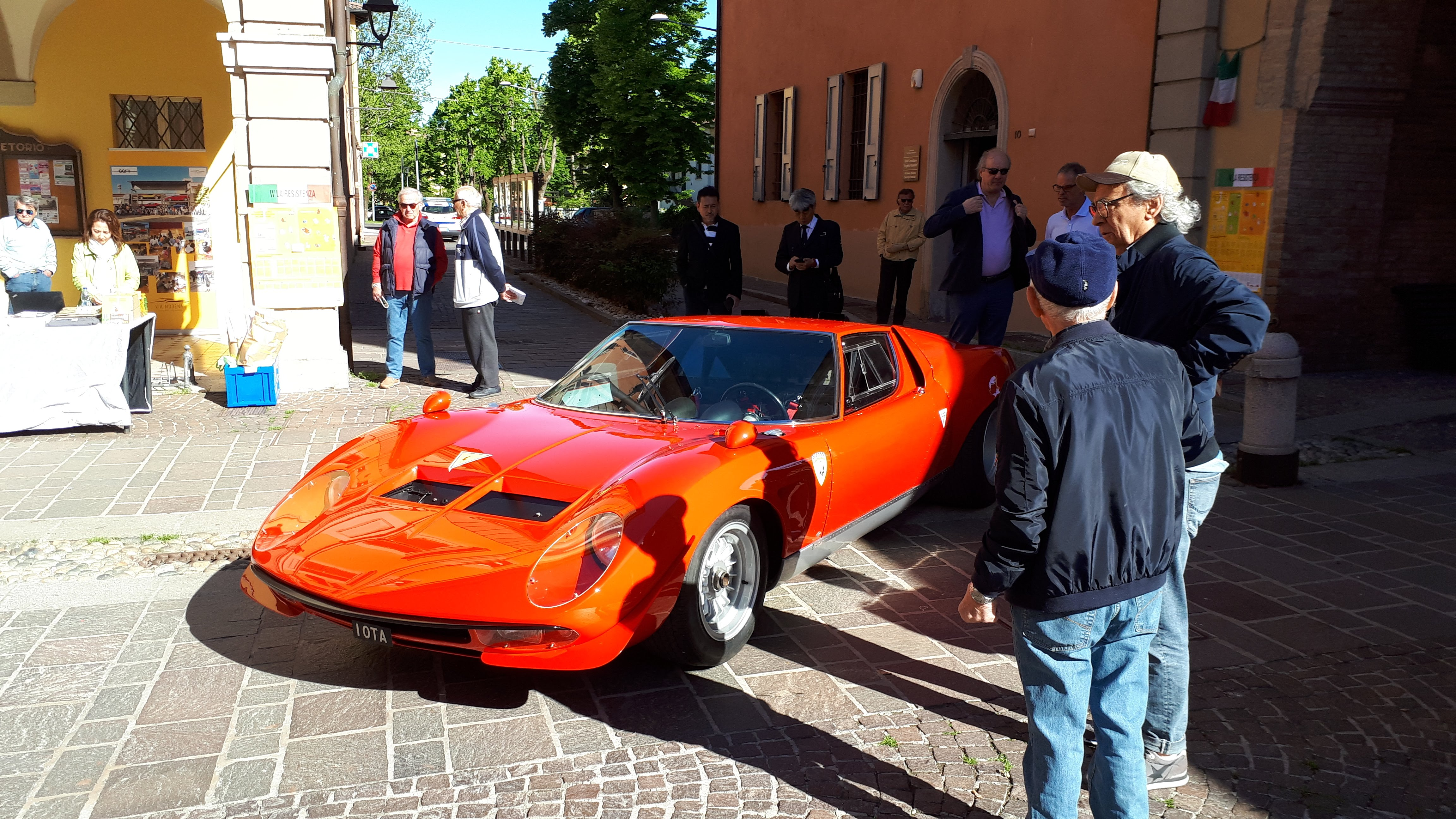 Thank S To The Via Modena Four Days In Homage Of The