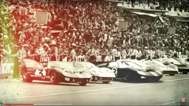 Photo of VIDEO – Entretien avec Jean-Louis Moncet sur le film Le Mans 66
