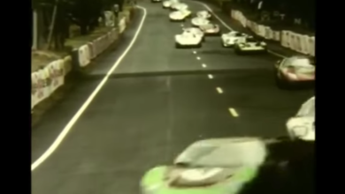 Photo of VIDEO – 24 Heures du Mans 1966 – Ford GT40
