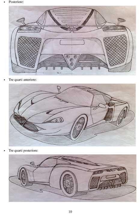 ESAME DISEGNO DI CARROZZERIA: pronta anche l'Alfa Romeo ...