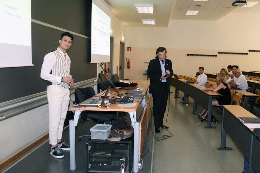 Photo of Un nuovo inedito ed innovativo progetto di ricerca alle Lauree in Ingegneria del Veicolo all'Università di Modena.