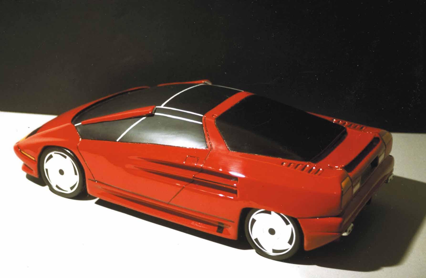 """Photo of VIDEOGALLERY – 30th Anniversary Lamborghini """"Interceptor"""": (1989-2019) Design Degree"""