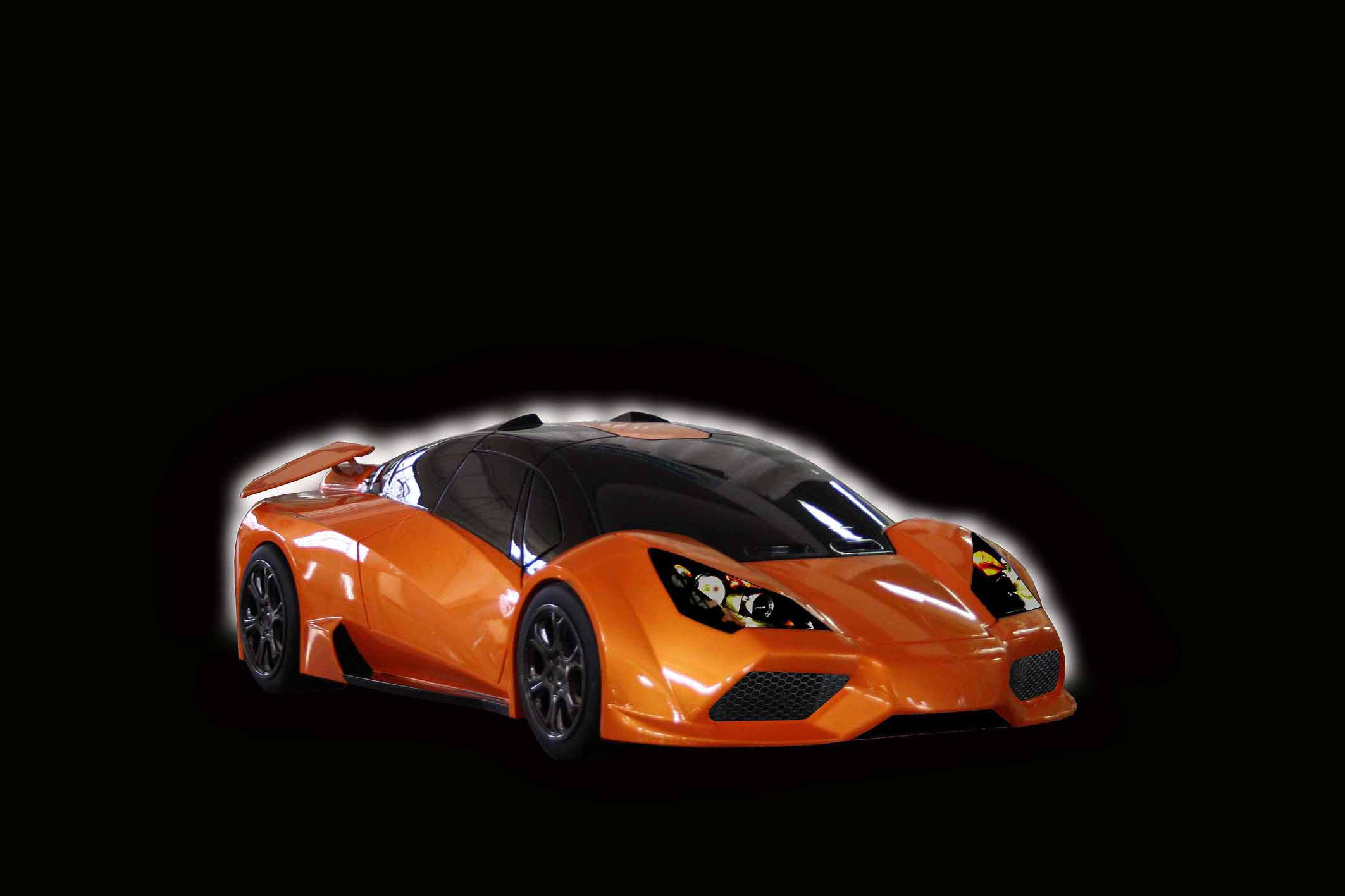 "Photo of VIDEO – Research Project Lamborghini ""Revenge"" (2010) by UNIMORE and Prof. Fabrizio Ferrari"