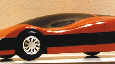 Photo of VIDEO GALLERY – Fabrizio Ferrari  history: Concept Design dedicato alla Ferrari (1988)