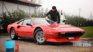 Photo of VIDEO – Ferrari 208 Turbo test drive (by Davide Cironi)
