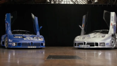 Photo of VIDEO – Bugatti EB 110 racing: i protagonisti raccontano la vera storia