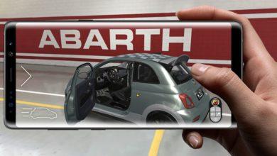 Photo of Nuova Abarth 695 70° Anniversario, scoprila con la realtà aumentata