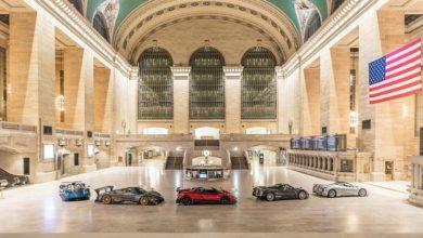 Photo of Pagani, cinque modelli esposti alla Grand Central Station di New York