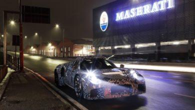 Photo of La musica è cambiata: Maserati avvia i test del suo primo powertrain 100% elettrico
