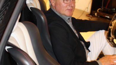 """Photo of VIDEO – Horacio Pagani at the 20th Anniversary of the """"Menu dei Motori"""" event"""
