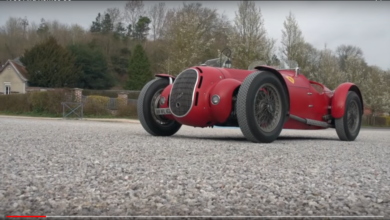Photo of VIDEO – 1936 Alfa Romeo 8C