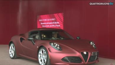 Photo of VIDEO – Lapo Elkann sulla Alfa Romeo 4C personalizzata