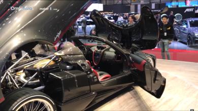 Photo of VIDEO – Pagani Huayra Roadster, carbonio ovunque! | Salone di Ginevra 2018