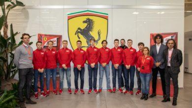 Photo of Al via il nuovo anno della Ferrari Driver Academy
