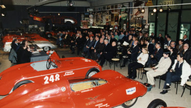 "Photo of VIDEO GALLERY – HISTORY – Menu dei Motori 2001: The first Convention ""Pianeta Modena"""