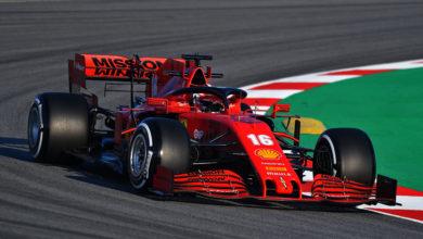 Photo of Ferrari SF 1000: a sorpresa inizia Charles