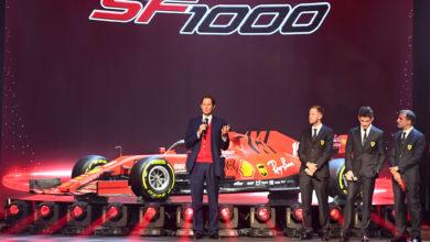 Photo of Presentazione Ferrari SF1000: foto gallery