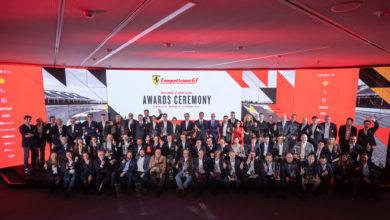Photo of Serata speciale per i campioni con Ferrari nelle serie GT