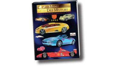 "Photo of MENU DEI MOTORI 2002: THE FIRST MEETING ""PIANETA MODENA"""