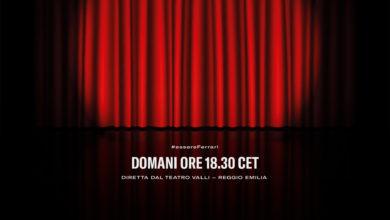 Photo of Tutto pronto per la presentazione di domani a Reggio Emilia