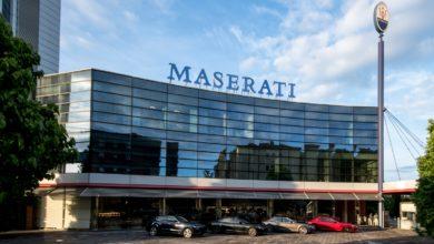 Photo of Video – Maserati Design Center in New York