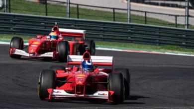 Photo of F1 Clienti saluta il COTA