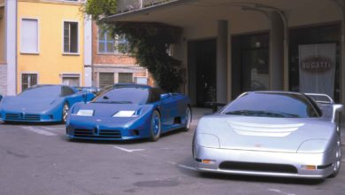 Photo of VIDEO – Bugatti 035 project history (Campogalliano 1987-95)
