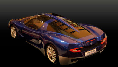 "Photo of VIDEO – Maserati EVO12 ""Levante"" (2009): research project from UNIMORE"