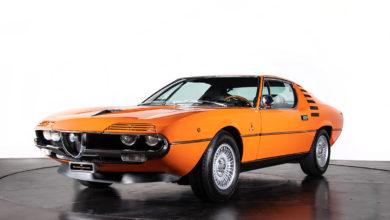 """Photo of 1972 Alfa Romeo Montreal by """"Ruote da Sogno"""""""