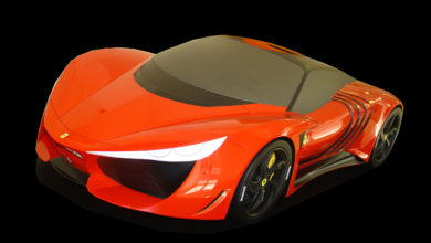 "Photo of VIDEO – Ferrari ""488 Ascari"" (2014): research project from UNIMORE (AHD patent)"