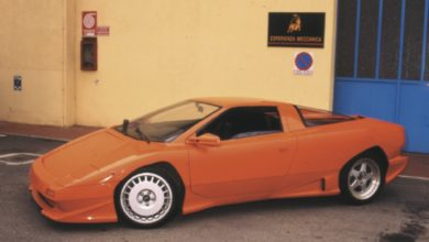 Photo of VIDEO – Lamborghini L140 project (1997-98)