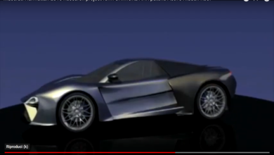 Photo of VIDEO – Maserati Harmattan 2016 Research project from UNIMORE AHR patent: Active Hidden Roof